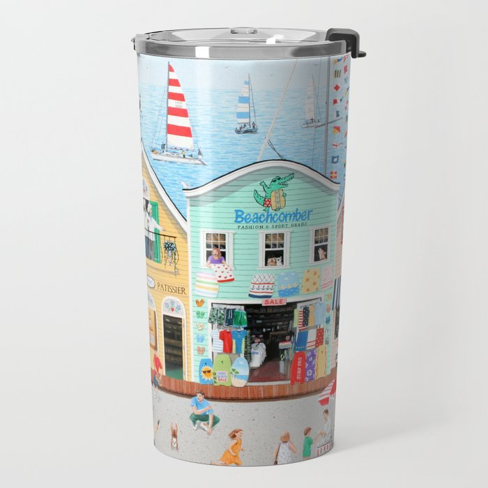 The Singing Bakers Travel Mug