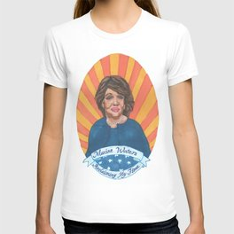 Women Who March: Maxine Waters T-shirt