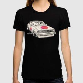Crazy Car Art 0172 T-shirt