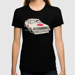 Crazy Car Art 0172 T-shirt