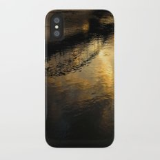 Reflection of Tortosa iPhone X Slim Case