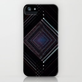 Shifted iPhone Case