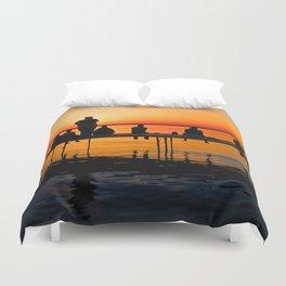 Sconnie Sunset Duvet Cover