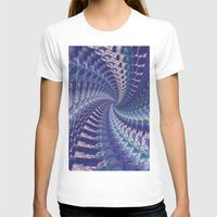 psych T-shirts featuring Purple Psych v2 by Grace Phillips