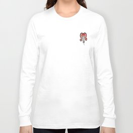 Ghost Girl Long Sleeve T-shirt