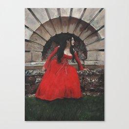 DARK FAIRYTALE Canvas Print