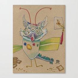 ART AND TOAST Canvas Print