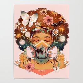 Breathe Deep Poster