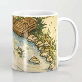 The Eternal Pond Coffee Mug