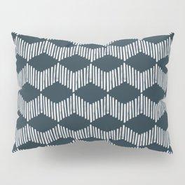 Acoustic Wave 2 > Navy Pillow Sham