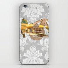 My Egoistic Dreams - Yella iPhone & iPod Skin
