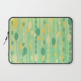 Leaf Pattern Laptop Sleeve