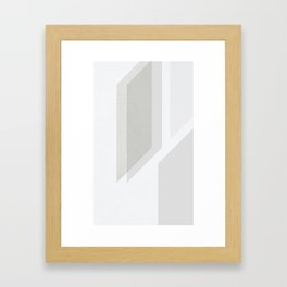 ECHO Framed Art Print