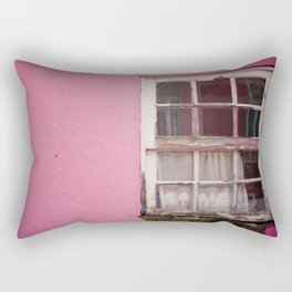 My lonely window Rectangular Pillow