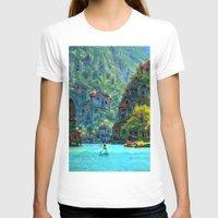 peru T-shirts featuring Ceti Peru by Bunny Clarke