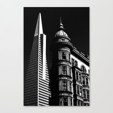 Trans America/Sentinel Canvas Print