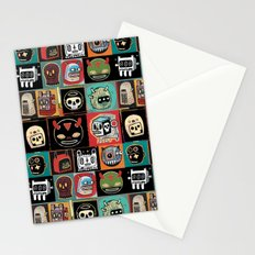 Headhunter outlanders  Stationery Cards