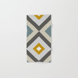 Mid West Geometric 04 Hand & Bath Towel