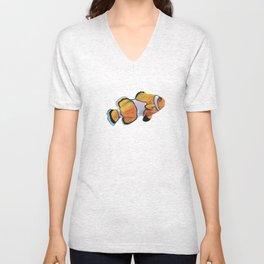 Lonely Clownfish Unisex V-Neck