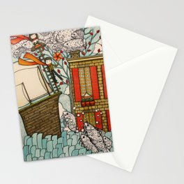 adventure! Stationery Cards