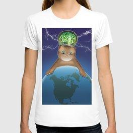 Fluffy Domination T-shirt