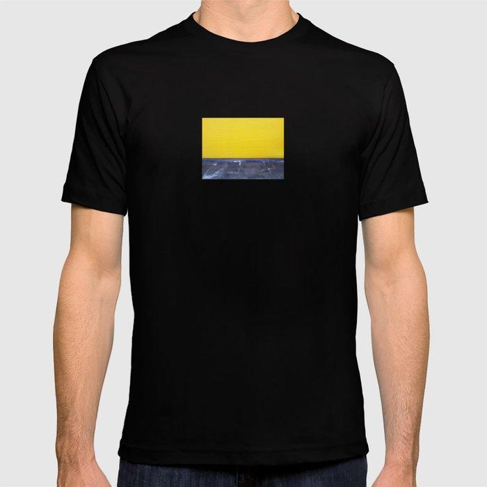 Yellow Wall T-shirt