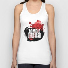 Zombie Rush - 2012 Unisex Tank Top
