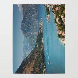 Bay Of Kotor Poster