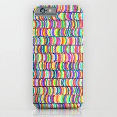 rainbows random iPhone 6s Slim Case