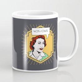 Ruth Barcan Marcus Coffee Mug