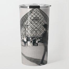 Louvre Blur Travel Mug