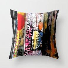 Journal  Throw Pillow