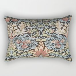 Art work of William Morris 6 Rectangular Pillow