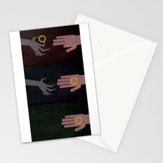 Lord of the Rings Minimalist Posters: Trilogy Stationery Cards