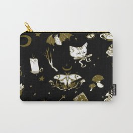 Midnight Moon Witch Carry-All Pouch