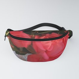 Pink Roses WC Fanny Pack