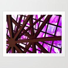 Skylight Art Print