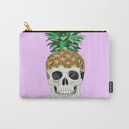 PINESKULL PINK Carry-All Pouch