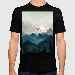 Mountain Sunrise II T-shirt