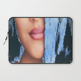 Blue Shampoo Laptop Sleeve