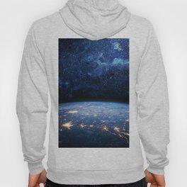 Earth and Galaxy Hoody