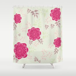 Rome - Pattern 1 Shower Curtain