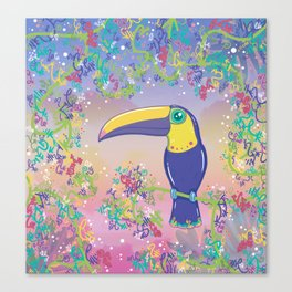 Toucan Can Do It 2! Canvas Print