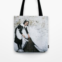 Banksy, Dirty Tote Bag