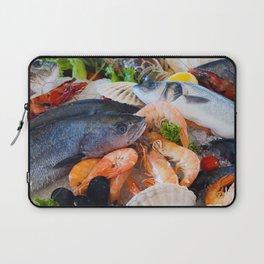 Various Seafood Laptop Sleeve