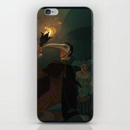 The Cask of Amontillado iPhone Skin