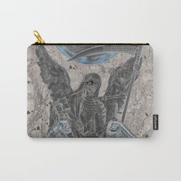 Death nowadays - Modern stupid times Carry-All Pouch