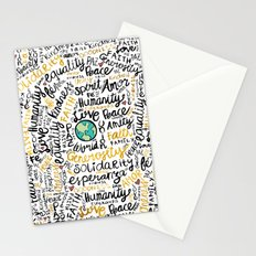 Positive Messages Stationery Cards