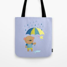 Rainy Season Tote Bag