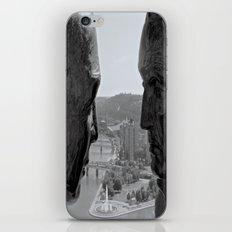 Washington & Guyasuta iPhone & iPod Skin